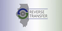 Reverse Transfer Illinois logo