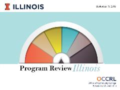 Advancing Program Review Webinar Cover